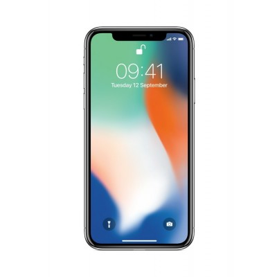 Apple iPhone X, Silver
